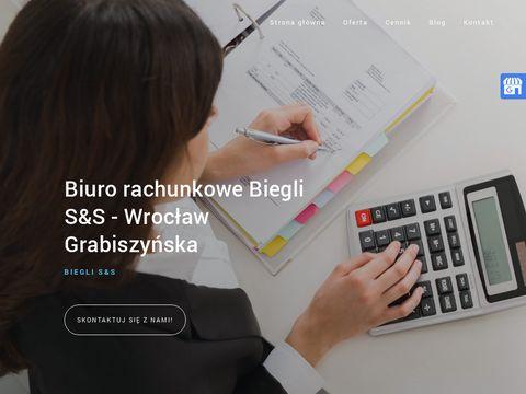 BIEGLI S & S usługi rachunkowe Wrocław