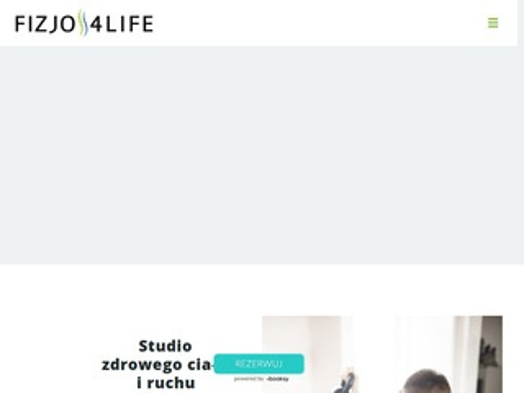 FIZJO4life Warszawa - Fizjoterapia
