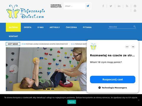 Fizjoterapia dzieci i młodzieży we Wrocławiu