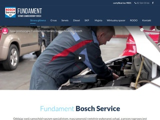 Fundament auto