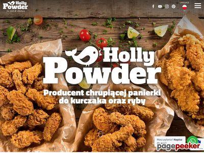 Panierka na kurczaka - hollypowder.pl