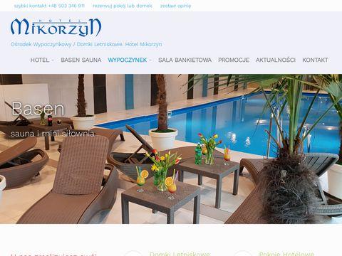 Hotel Mikorzyn – Apartamenty Ślesin
