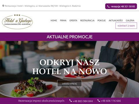 Hotel u Grubego Radom
