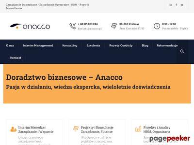 ANACCO | szkolenia biznesowe