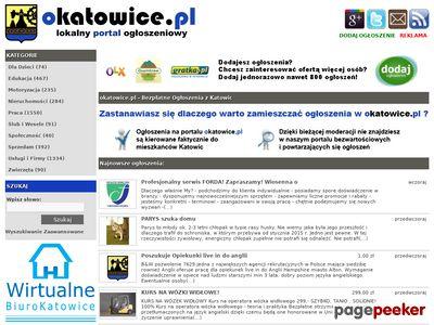 Ogłoszenia Katowice