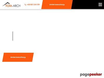Projekty domów Krosno
