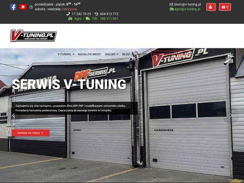 Silniki diesel i benzynowe - Chip tuning, EGR | Leżajsk