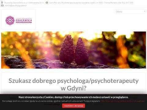 PEBE Pracownia Psychologiczna Gdynia - Monika Romanowska