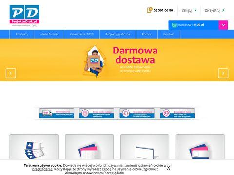 ProjektoDruk.pl - tania drukarnia