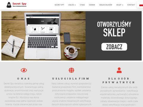 Detektyw Poznań - secretspy.pl