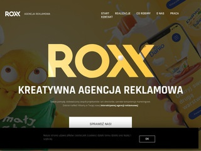 Agencja reklamowa - Kraków