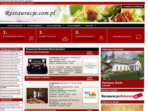 Restauracje z kuchnią indyjską Warszawa