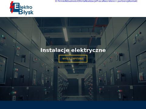Instalacja Linii Kablowych Kraków