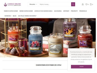 Yankee Candle - www.candleonline.pl