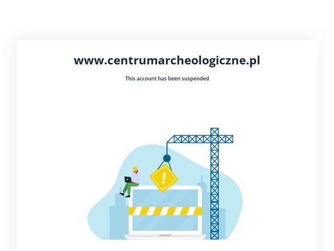 Usługi archeologiczne