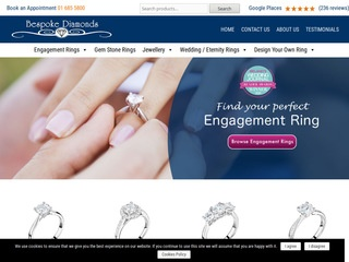 Engagement rings dublin