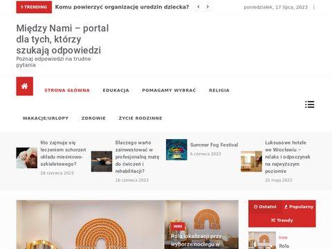 Problemy społeczeństwa - międzynami.net