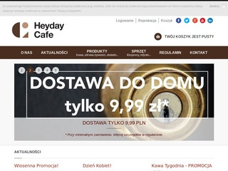 Heyday Cafe:: ekspres do kawy