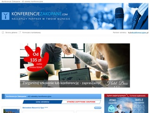 Konferencja Zakopane