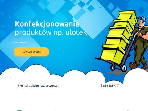 KolportazRzeszow.pl - kolportaż ulotek i plakatowanie