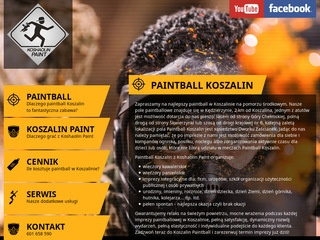 Paintball  Koszalin