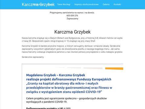 Karczma Grzybek - Restauracja i noclegi