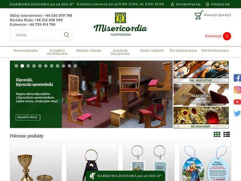 Hurtownia Misericordia - dewocjonalia