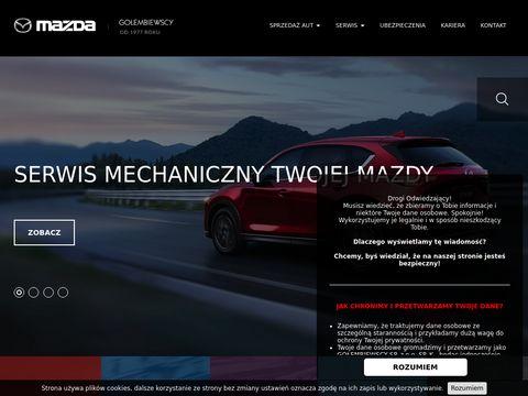 Serwis Mazda