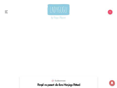Ladygugu.pl - kuchnia dla dzieci