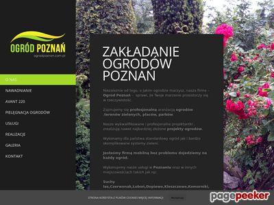 Projektowanie ogrodów - Poznań