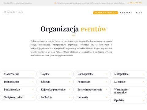 Organizacja Eventów Łódź