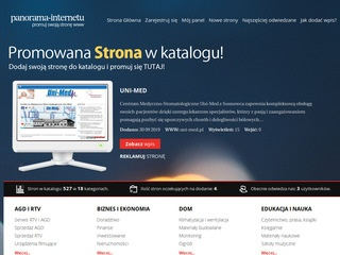 Katalog panorama internetu