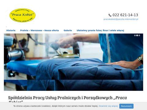 www.pracakobiet.pl pralnictwo
