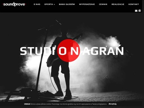 Studio muzyczne SoundProve, nagrania lektorskie