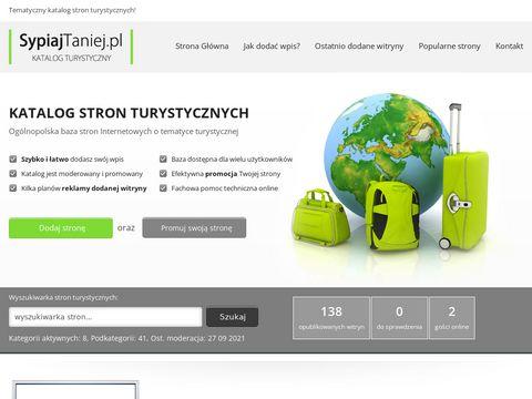 SypiajTaniej.pl - schroniska młodzieżowe, hostele