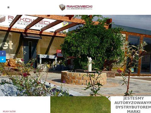 Układanie kostki brukowej Łódź - Rakowiecki.com.pl