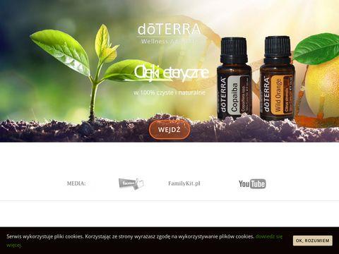 Zastosowanie aromaterapii w dolegliwościach