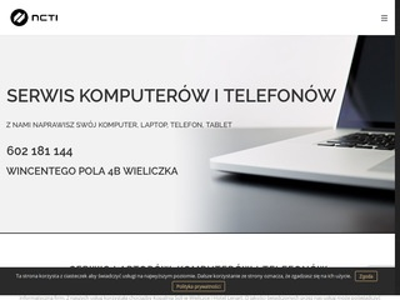 Serwis Laptopów HP Kraków