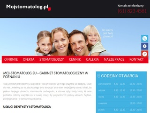 Stomatologia estetyczna Poznań