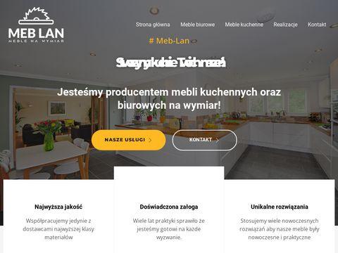 Meblan Meble Kuchenne meble Warszawa