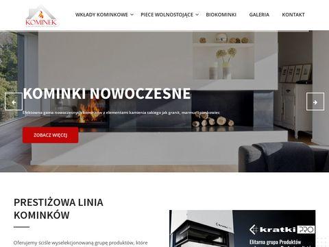 Kominki Katowice