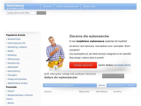 Zlecenia i oferty firm