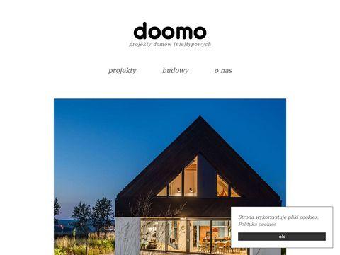 Biuro architektoniczne - Doomo