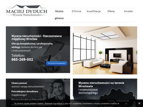 Dyduchnieruchomosci.pl