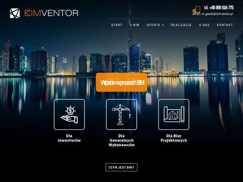Modelowanie informacji o budynku - Bimventor