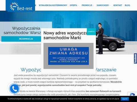 Wypożyczalnia samochodów od 80zł za 1 dzień / miesiąc od 1350 zł