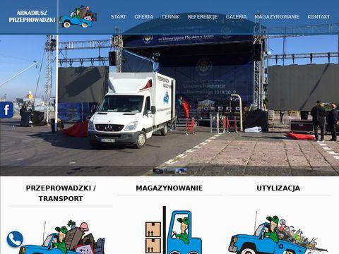 Przeprowadzki Gdynia