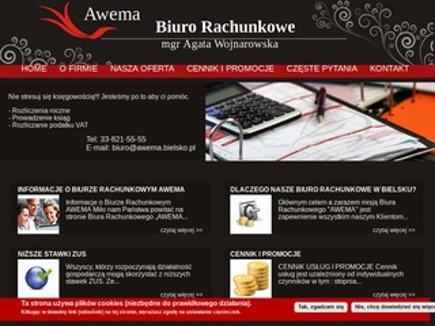 Biuro podatkowe Awema