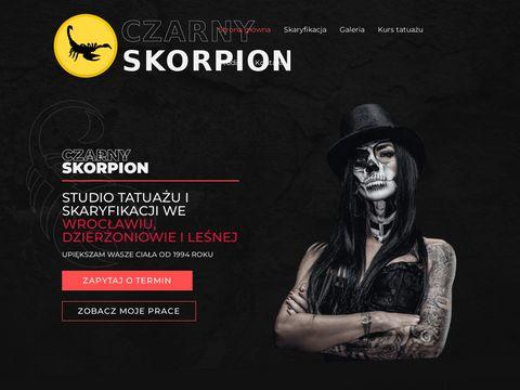 Tatuaże 3D Wrocław
