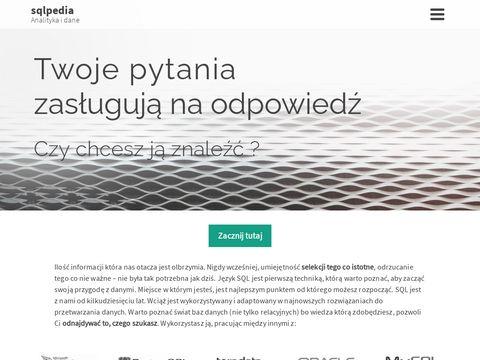 Szkolenie SQL Server online